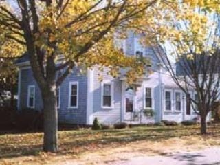 Beautiful Greek Revival in Chatham - 132 Old Harbor - Chatham vacation rentals