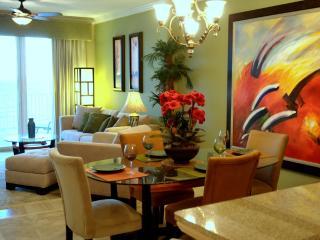 LUXURY BEACH CONDO - DAMAGE & RENTAL FEES INCLUDED - Panama City vacation rentals