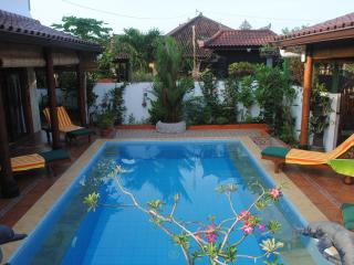 Tropical Oasis - amazing full views: Pool Suite - Nusa Dua Peninsula vacation rentals