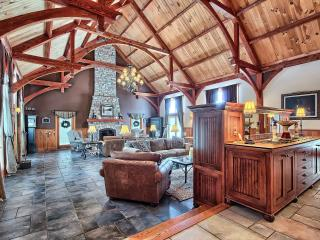 Hocking Hills Luxury  Lodge . Experience the Best - Hocking Hills vacation rentals