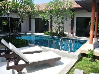 Modern villa with pool for rent in Phuket - Rawai vacation rentals