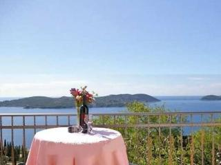 Apartment Bralovic- Superior with sea view - A2+1 - Zaton vacation rentals