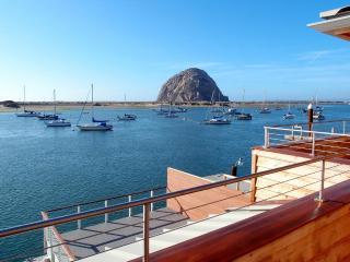 Exclusive Bayfront Condo on Embarcadero. Fab views - Morro Bay vacation rentals
