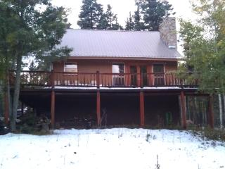 Family Cabin with Gameroom in Angel Fire - Angel Fire vacation rentals
