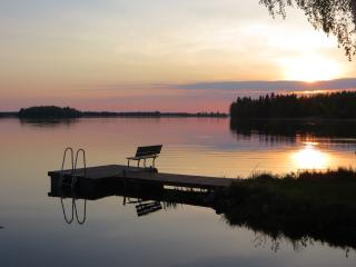 The charming holiday cottage is a perfect country - Eastern Finland vacation rentals