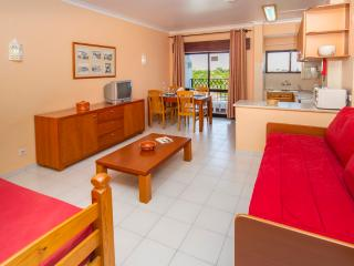 1 BEDROOM APARTMENT POOL VIEW, ONLY 1.5 KM FROM THE BEACH IN A RESORT WITH SWIMMING POOLS, MINI MARK - Albufeira vacation rentals