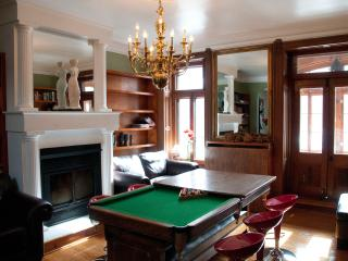 Plateau Heritage House - Montreal vacation rentals