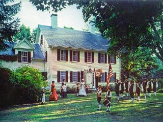 Acclaimed, gracious 1700s Fletcher Tavern B&B - Westford vacation rentals