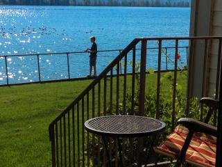 Completely remodeled Waterfront Condo w/ Boat Slip - Clark Fork vacation rentals