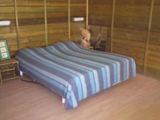Chambre climatisée - LOCATION DE VACANCE BUNGALOW CHAMBRE D HOTE - Sainte Anne - rentals