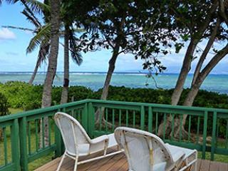 Deckside - Clear Blue Waialua Beach House, Molokai - Waialua - rentals