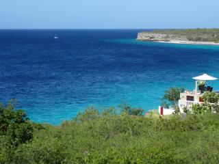 Cas Blanku-Private, tranquil, big pool, sea views! - Willibrordus vacation rentals
