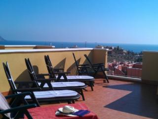 2 bed 2 bath villa with stunning sea views - Isla Plana vacation rentals