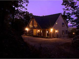 Luxury Mountain View Chalet - Gillsville vacation rentals