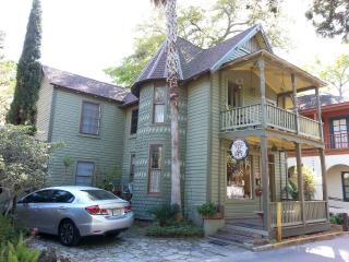 The Secret Garden Cove in Historic Downtown - Saint Augustine vacation rentals