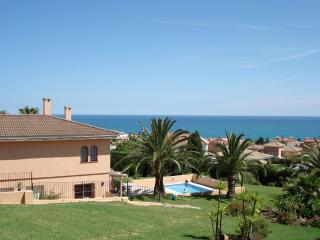 Sleeps 4. Quiet light apt in garden setting by sea - Estepona vacation rentals
