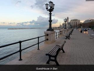 Large Historical Furnished Apt In Bari Centre - Bari vacation rentals
