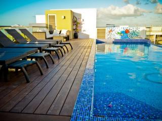 Spacious Flat with Amazing Pool  SO203 - Playa del Carmen vacation rentals