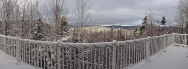 Spectacular view - Little Tibet in the Laurentians, Quebec - Val Morin - rentals