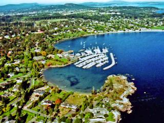 Award winning interiors, sweeping ocean views - Victoria vacation rentals