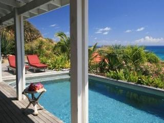 VILLA COTE SUD Orient Bay/Swimming-Pool/Ocean View - Orient Bay vacation rentals