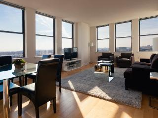 Sky City at Liberty view ii- 2 bedroom - Jersey City vacation rentals