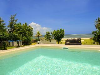 Villa Antema exclusive pool beautiful long beach - Mahebourg vacation rentals