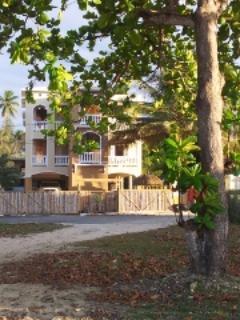 La Villa - Apt. #4 - Beachfront 15% off - Image 1 - Aguada - rentals
