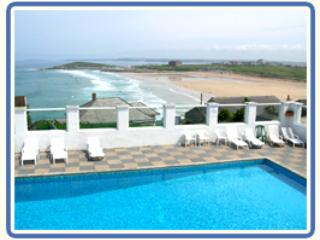 NEWQUAY BEACH HOUSE, FAB SEA VIEWS, BEACH LOCATION - Newquay vacation rentals