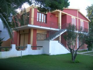 casa rossa porto pino - Nuxis vacation rentals
