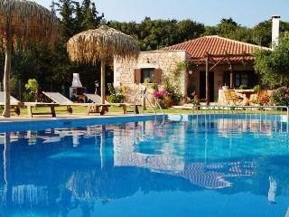 5 Guest Stone Villa in Chania - Chania vacation rentals