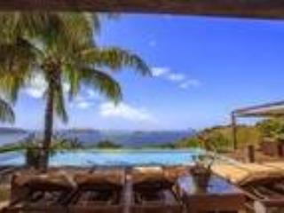 Villa Camaruche - Saint Barthelemy vacation rentals