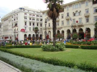 Downtown Thessaloniki - Aristotelous Square - Macedonia Region vacation rentals