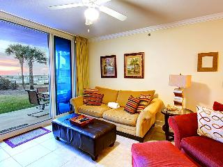 Waterscape 103-B-AVAIL 8/9-8/16**10%OFF SumMer*2BR/2.5BA*GroundFL Patio-GulfView - Fort Walton Beach vacation rentals