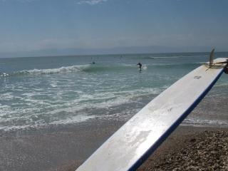 2 Br Beachfront Condo--Great Surfing , Panoramic Ocean Views - Punta de Mita vacation rentals