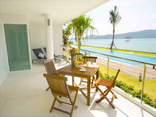 Phuket Beachfront Villas - @ A2 a 3 B/R in Ao Yon - Chalong Bay vacation rentals
