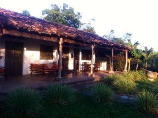 Popoyo ocean view hacienda beach house - Las Salinas vacation rentals