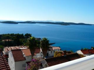 Sea to Sky Views in this Hvar Town Apartment - Hvar vacation rentals
