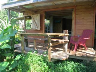 Cozy All Wood Cabin; Ocean/Cabrits Views in Picard - Mero vacation rentals