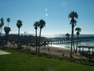 Condo with Golf Course View 1/2 block from ocean - San Clemente vacation rentals