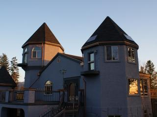 Enjoy the Adventure of Staying in a Real Castle - Columbia Falls vacation rentals