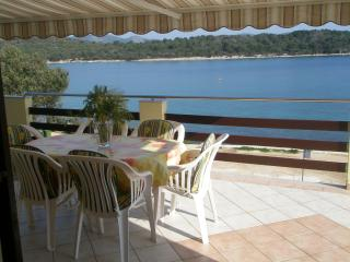 Beach Apartment Knezak, Island Iz - Verunic vacation rentals