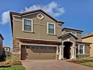Champions Gate #5 - Luxurious 8 Bedroom Pool Villa with Movie Theater - Loughman vacation rentals