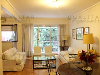 Lovely apartment in Pacheco de Melo and Junin st, Recoleta (190RE) - Buenos Aires vacation rentals