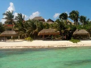 Villa Moonstar  Radiant Beachfront Villa, Soliman Bay, Riviera Maya, Mexico - Soliman Bay vacation rentals