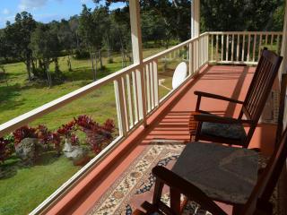 Waiola Guesthouse & Zen Garden - Naalehu vacation rentals