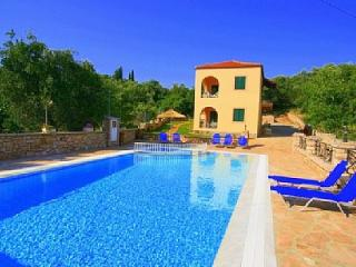 RESORT IN KASSIOPI VILLAGE WITH SWIMMING POOL, BBQ, PARKING AREA AND GARDEN - Acharavi vacation rentals