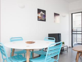 Stunning Bauhaus Apt Step From Neve Tzedek Balcony - Tel Aviv vacation rentals