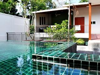 3 BR - Luxury pool villa with nice garden in Naiharn - Saraburi Province vacation rentals