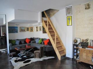 Design Loft, Duplex in the heart of Paris - Paris vacation rentals